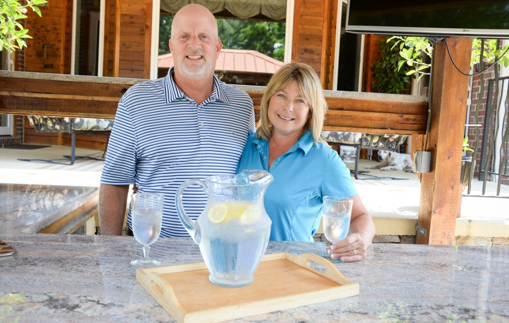 Country haven: Brad and Laurie Meyer build 'forever' home on Hanly Lane