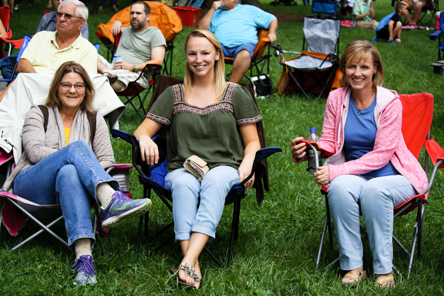 Snapped: Downtown Summer Concert Series, Aug. 24, 2018