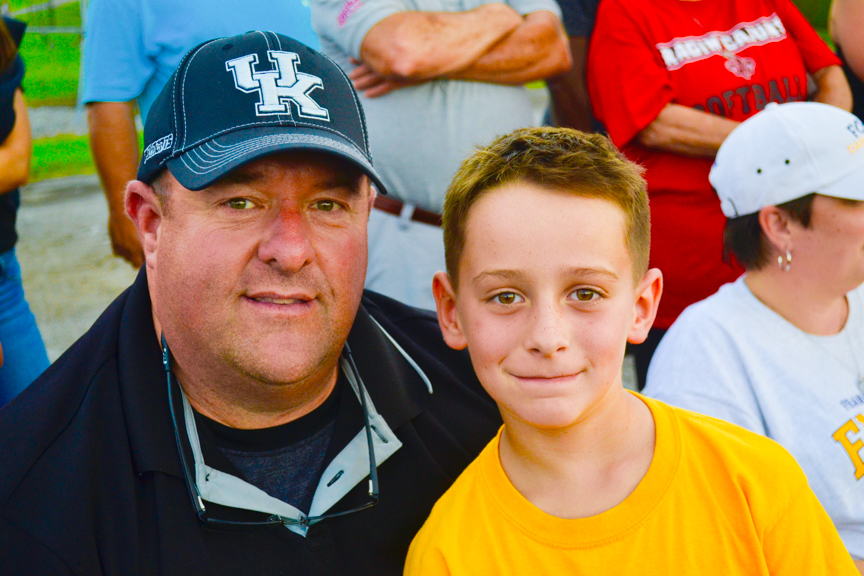 Snapped: Franklin County Vs. Western Hills football game, Aug. 17, 2018
