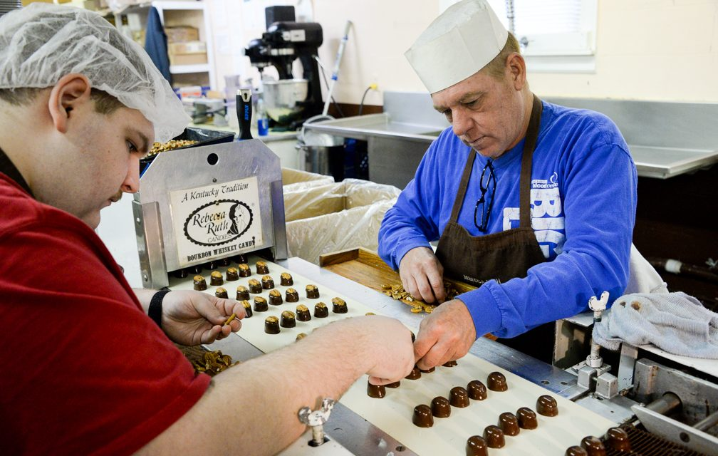 Ruth Booe: 'The Mother of Bourbon Balls'