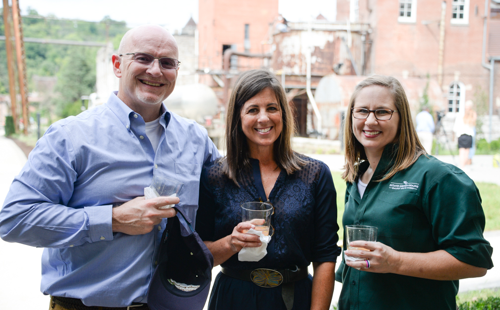 Snapped: Castle & Key Distillery press preview event Sept. 19, 2018