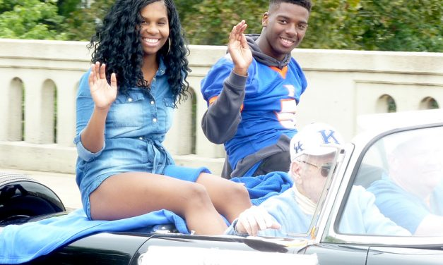 SNAPPED: Frankfort High School Homecoming, Sept. 28, 2018