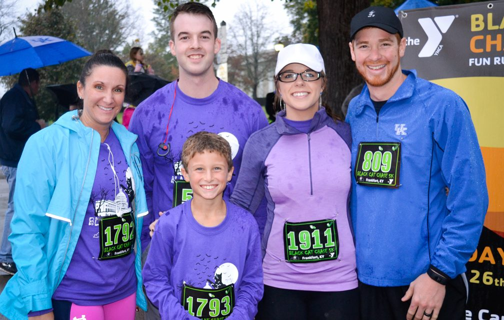 SNAPPED: Black Cat Chase 5K, Oct. 26, 2018