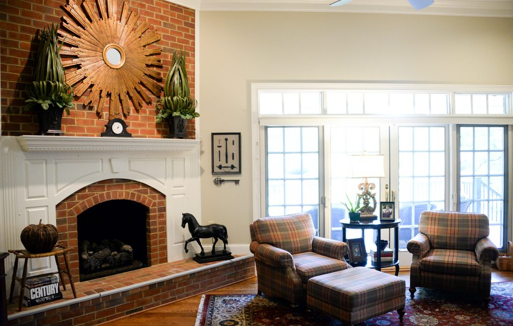 Comfortably living: Guthrie and Jennifer True enjoy Cape Cod-style home in Two Creeks