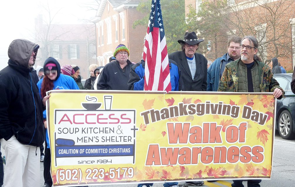 SNAPPED: Thanksgiving Day Walk of Awareness – Nov. 22, 2018