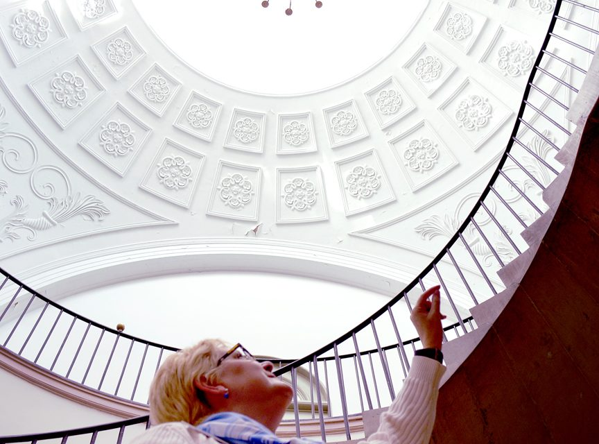 Old Capitol serves as learning tool to students, visitors