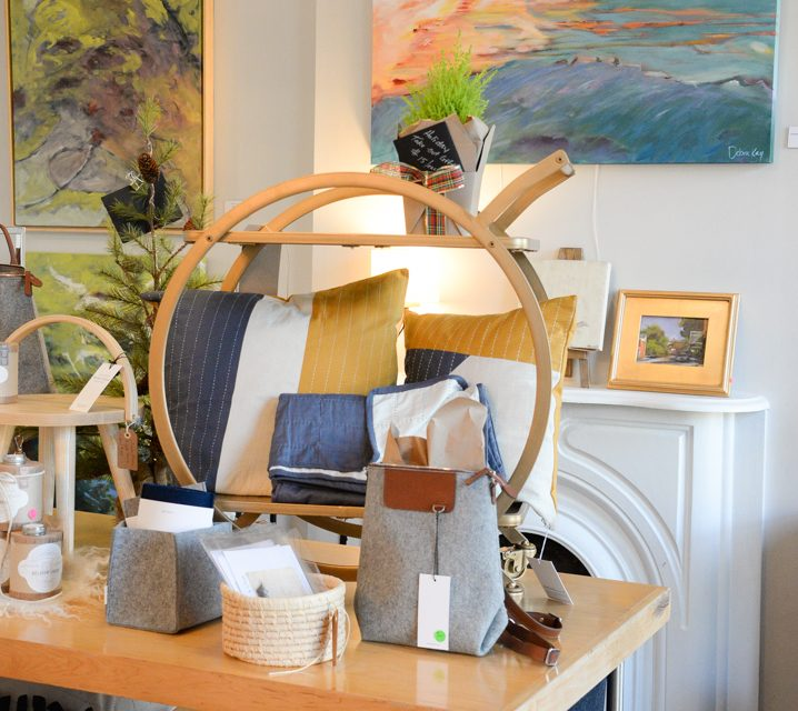 Periwinkle Interiors is one-of-a-kind shop