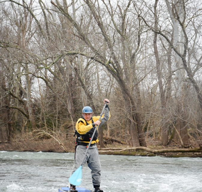 Where there's water, there's a way: Cold weather doesn't stop outdoor boating enthusiasts