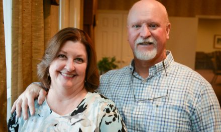 Friends of FRANK: Hal and Val Taylor putting the 'fun back in funeral'