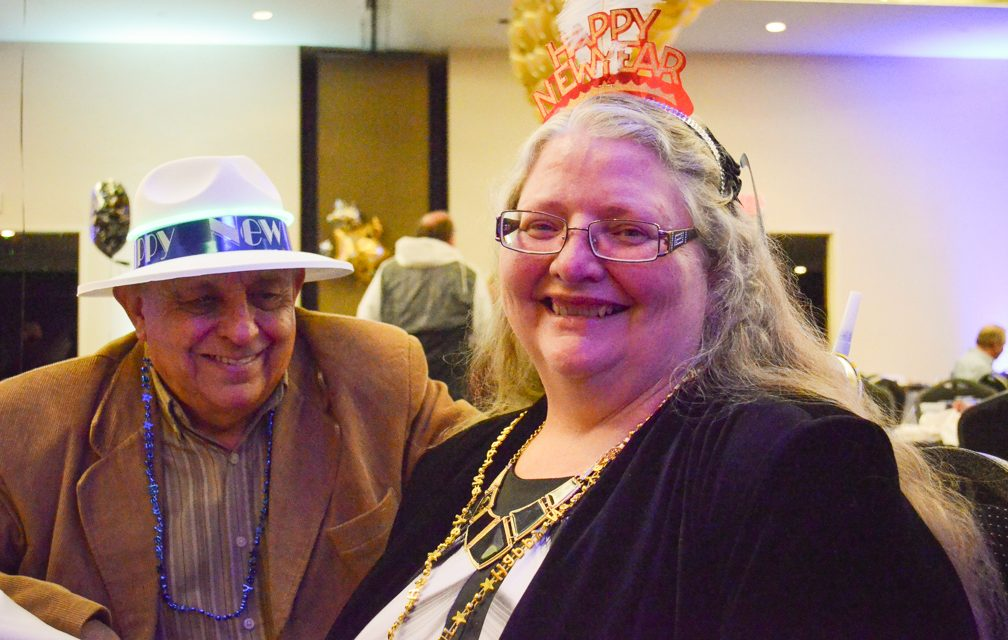 SNAPPED: Capital Plaza Hotel's New Year's Eve celebration, Dec. 31, 2018