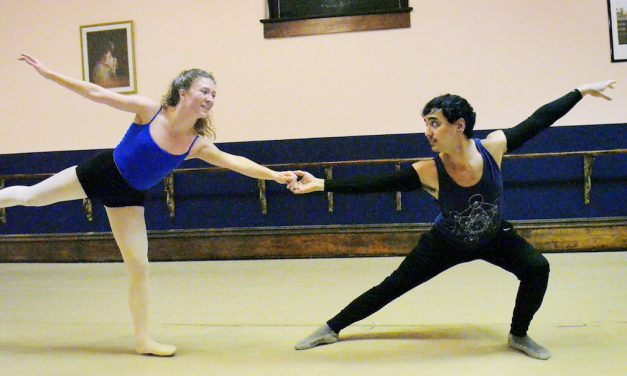 'Beautiful bodies': New dance troupe to present powerful Valentine's Day ballet
