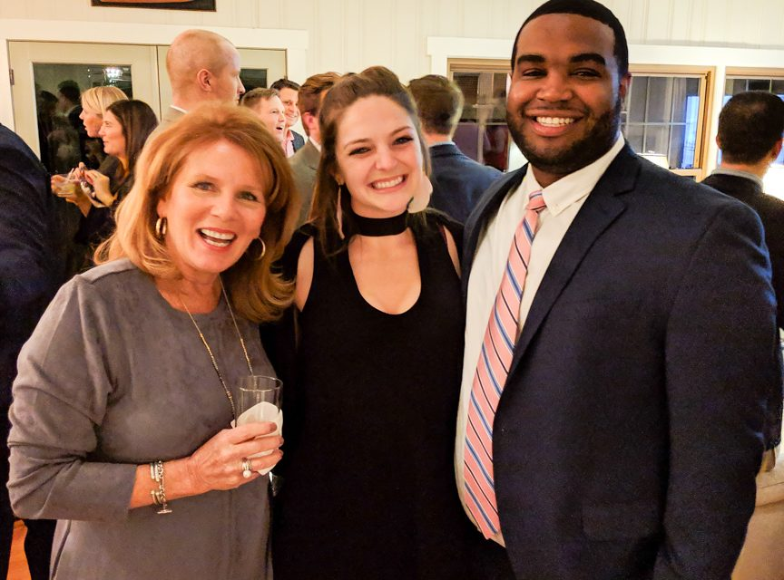SNAPPED: Katie Moore and Truitt Donnelly engagement party Jan. 26