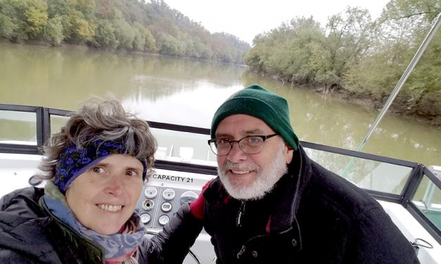 Finding solitude on the Kentucky River