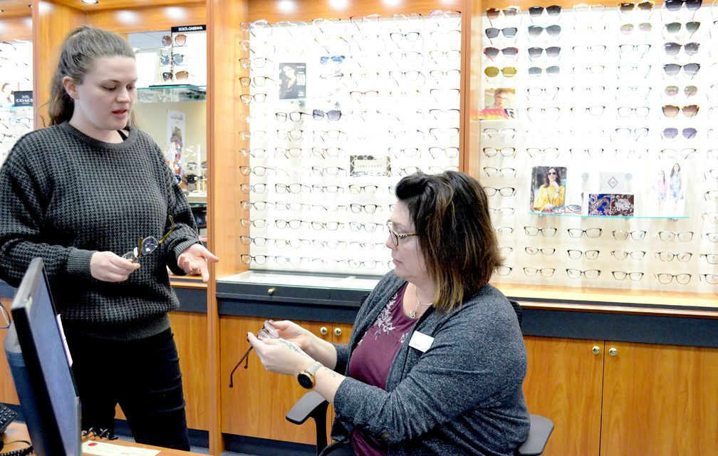 Vision First providing personalized eye care