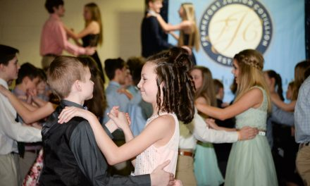 'Chivalry is not dead': Frankfort's Junior Cotillion teaching children respect, kindness, acceptance