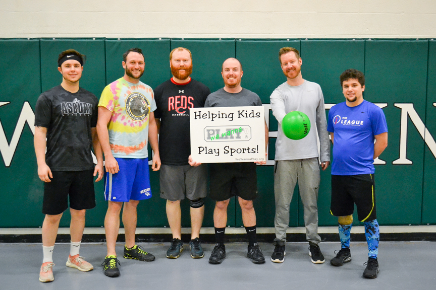 Snapped — WeWannaPlay Dodgeball Tournament, March 3, 2019