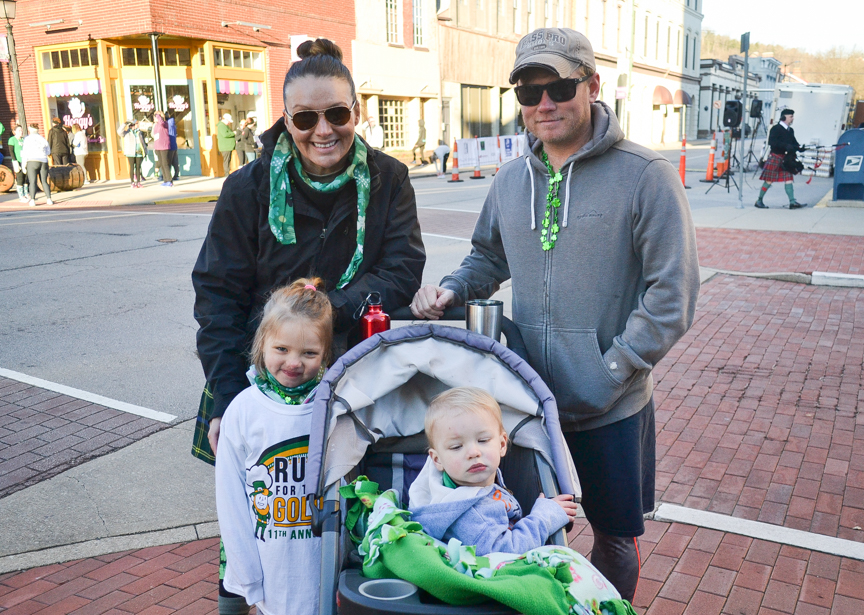 Snapped — Good Shepherd Run for the Gold 5K, March 16, 2019