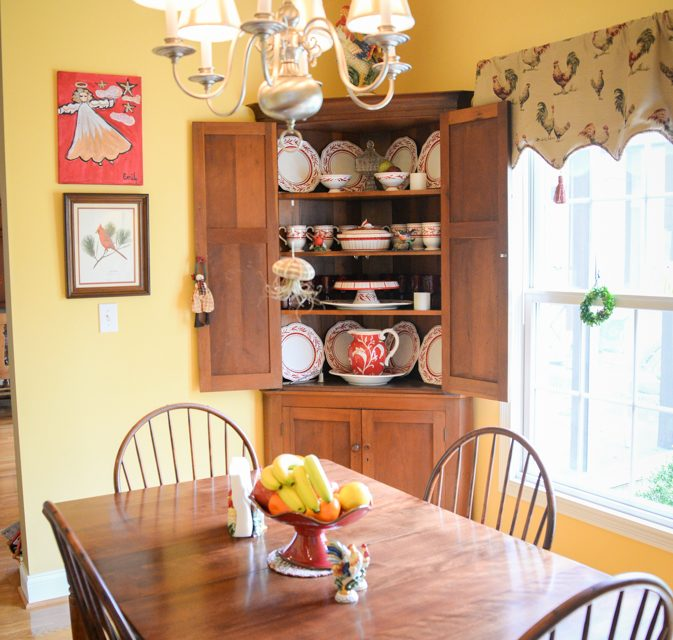 Colorful Nance home on Home and Garden Tour