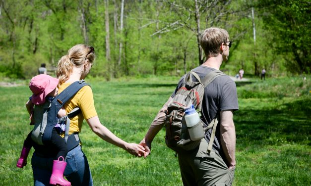 Get outdoors this summer with Frankfort Parks, Rec and Historic Sites