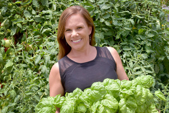 Sage Garden Cafe offering garden to table experience