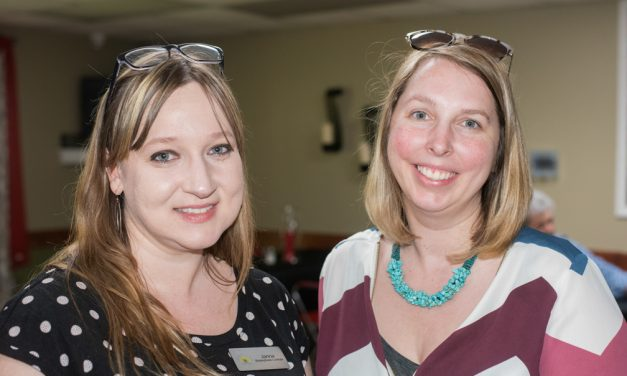 Snapped: Chamber After Business Hours at Capital City Activity Center April 9, 2019