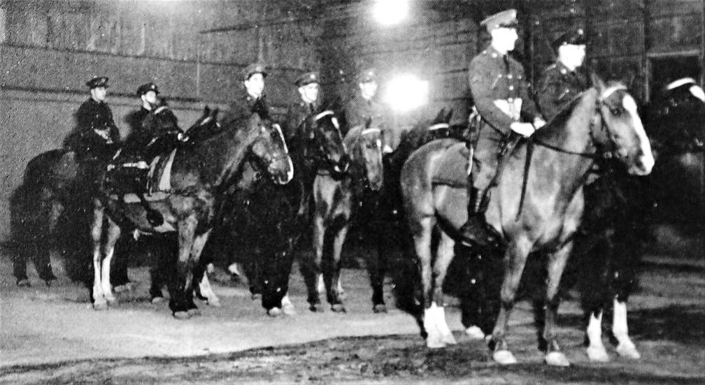 Stable of the past: Structure on Martin Luther King Boulevard once home to Kentucky National Guard calvary horses