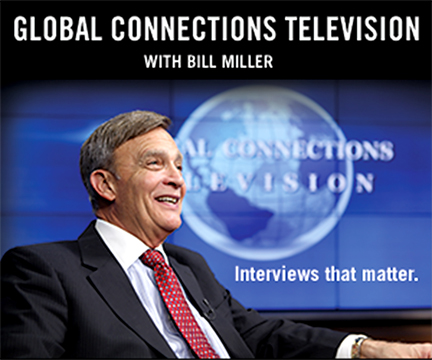 Informing, empowering: Frankfortian Bill Miller working to help people worldwide understand issues affecting them