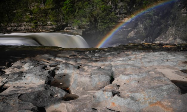 The moon, the mist and look at this!: A Frankfort photographers advice on Cumberland Falls moonbow photography
