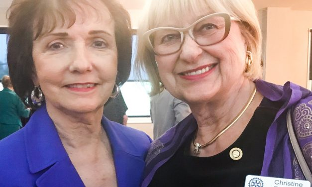 Snapped: Rotary Club of Frankfort's International Dinner April 25, 2019