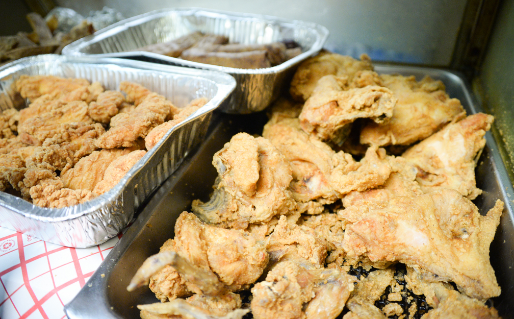 Fried chicken not just food, but art