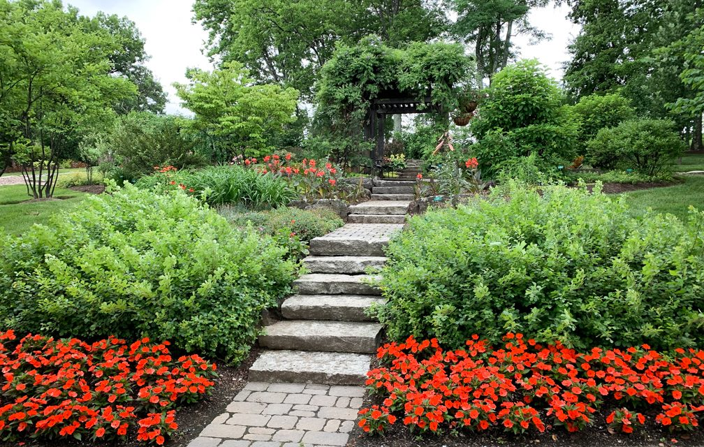 Botanicals, beauty and bourbon at Stony Point Garden