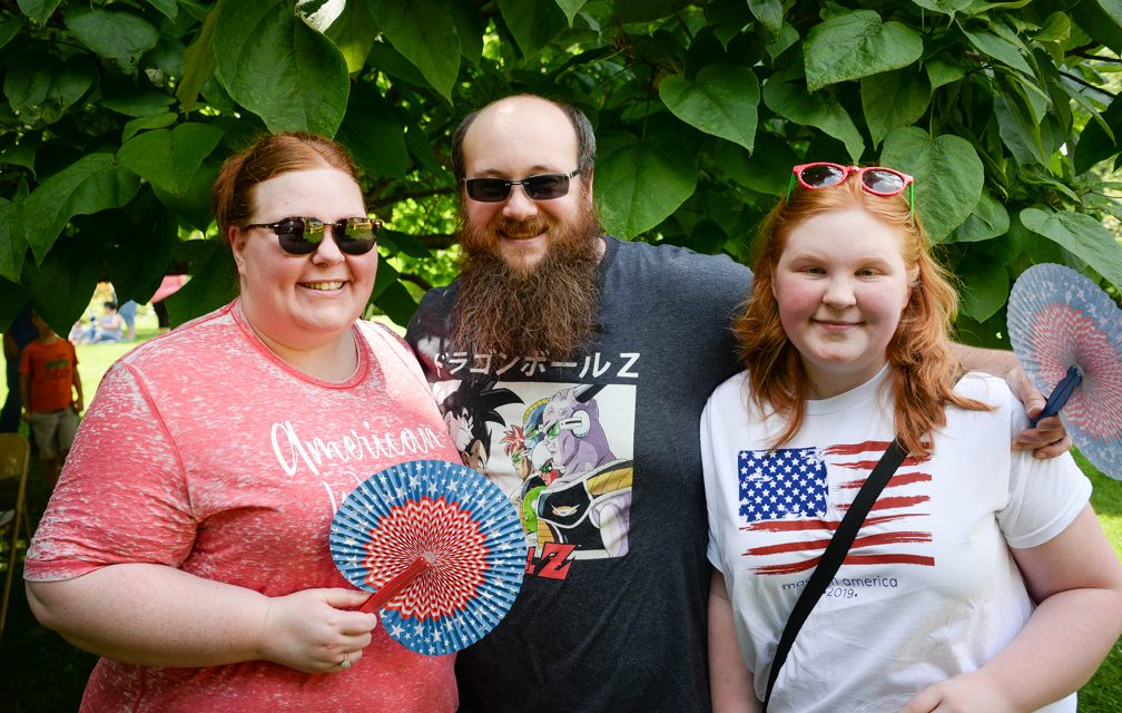 Snapped: Old Fashioned Fourth of July — July 4, 2019