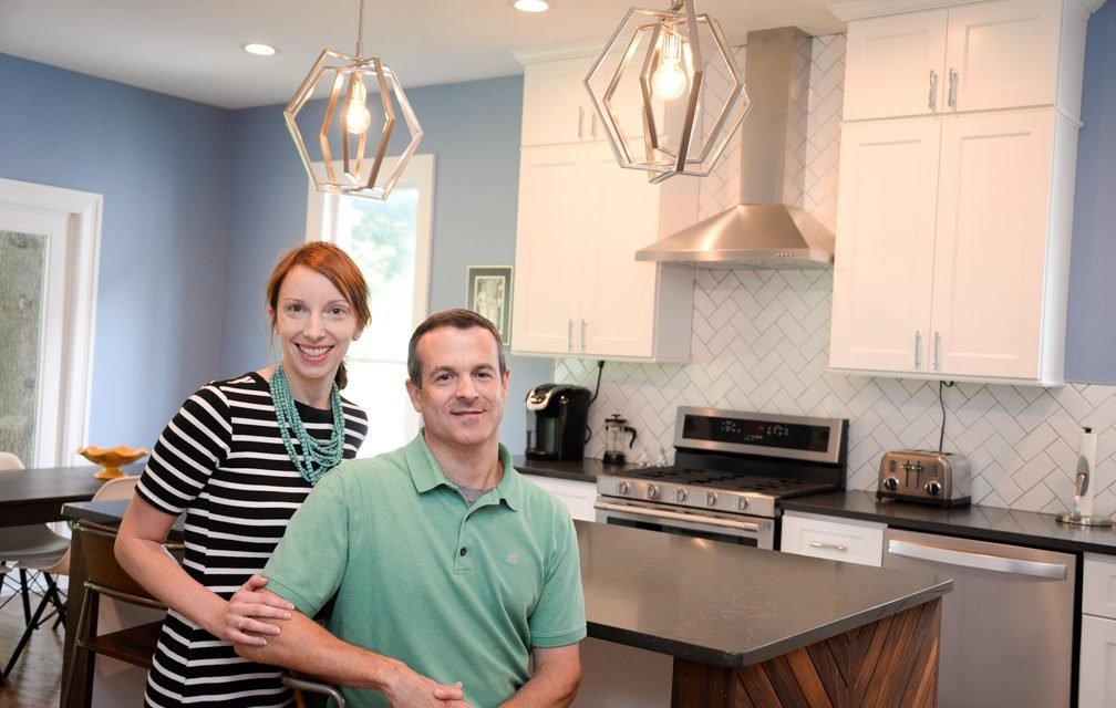 Bishop family renovates Capital Avenue home