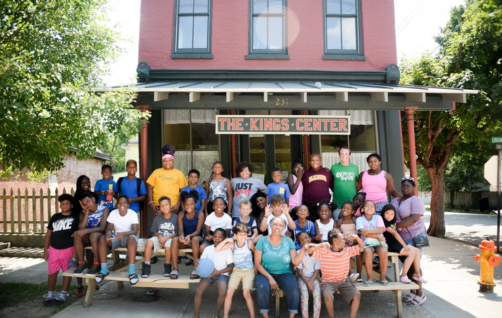 The Kings Center shaping young lives