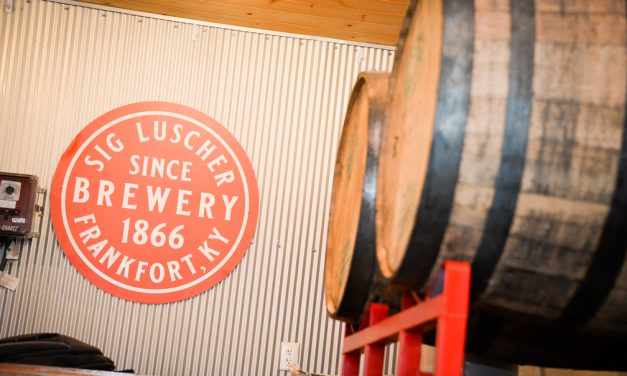 Beer, food and fun in downtown Frankfort: Community embraces Sig Luscher Brewery