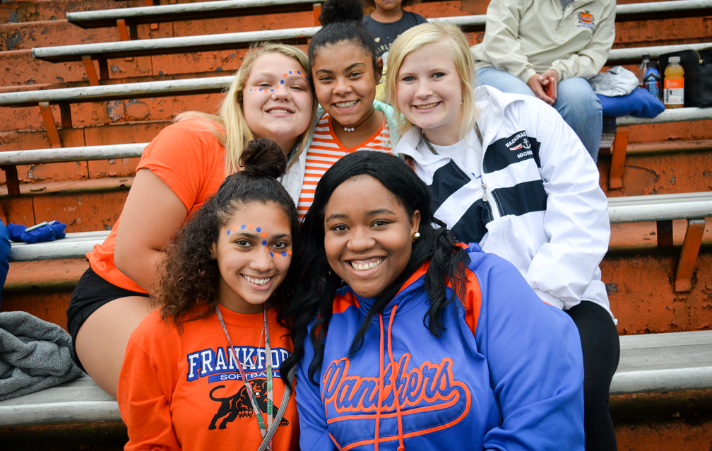 Snapped: Frankfort High School football team's first home game — Aug. 23, 2019