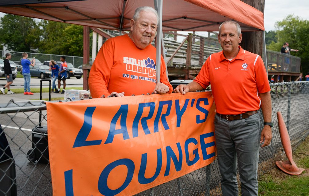 Bringing Crock Pots of love to 'Larry's Lounge'