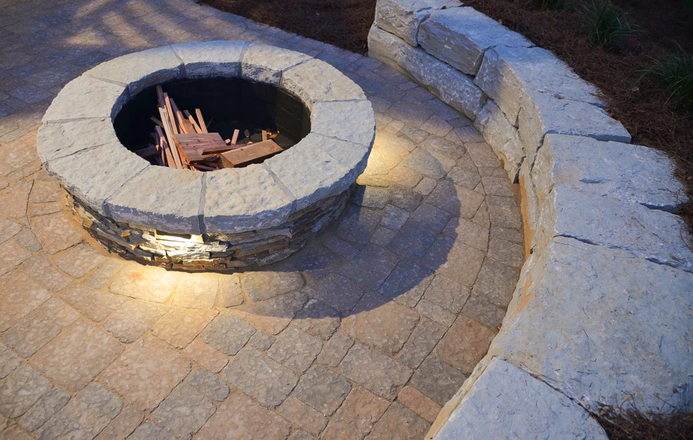Warm Up!: Fire features perfect for gathering