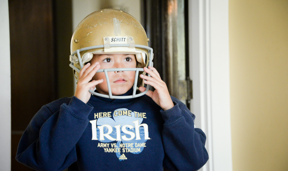 Fan favorite: Former Notre Dame coach Gerry Faust holds special place in writer's heart