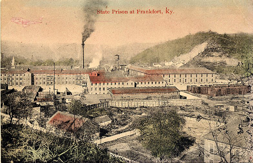 Before La Grange there was Frankfort