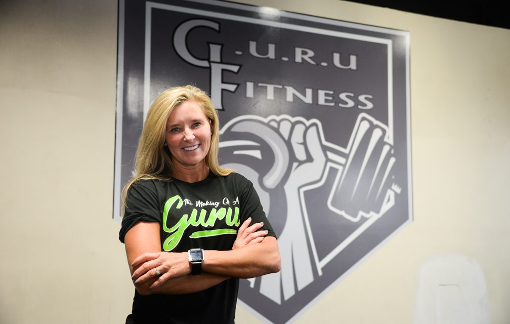 Friends of FRANK: Marti Quire sharing passion for fitness