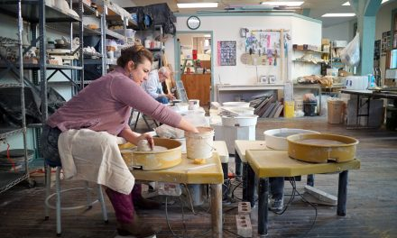 Plans of the potter: Jody Jaques creating a community of artists