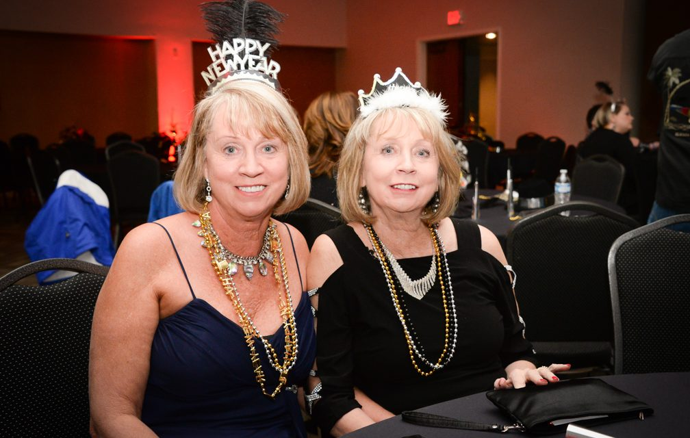Snapped: Capital Plaza Hotel's New Year's Eve party — Dec. 31, 2019