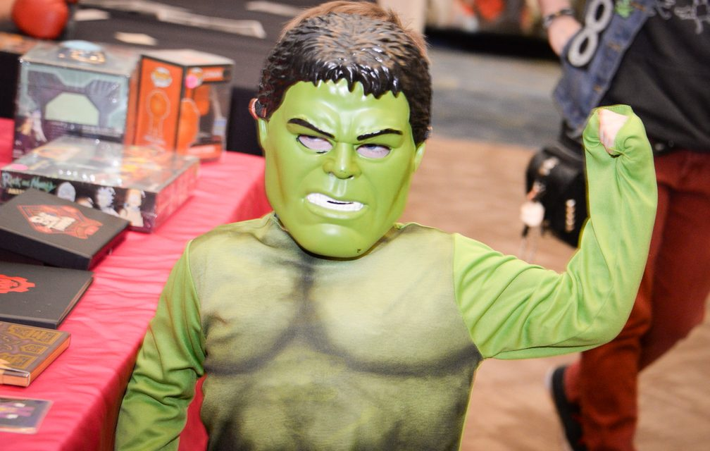 Snapped: FrankfortCon — Jan. 25, 2020