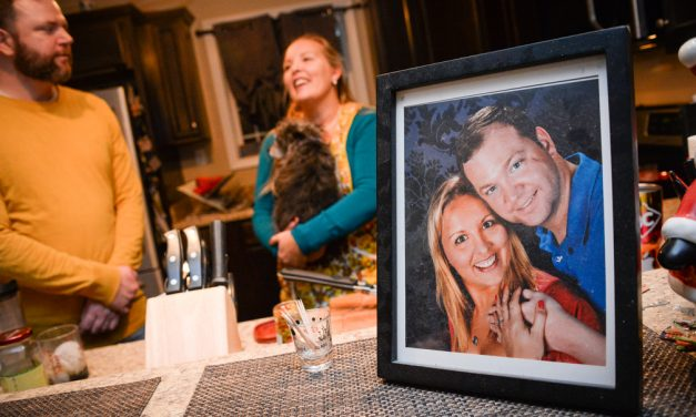 Cooking brings couple closer together