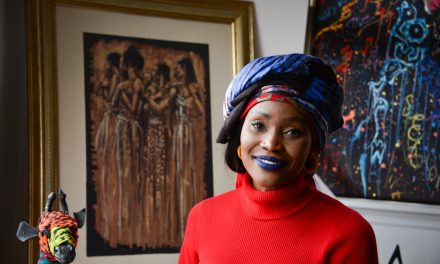 Forging her own path: The Gambia native Sigga Jagne breaking tradition, building future