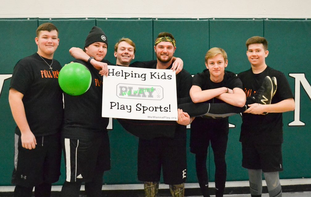 Snapped: WeWannaPlay Dodgeball Tournament — Jan. 19, 2020