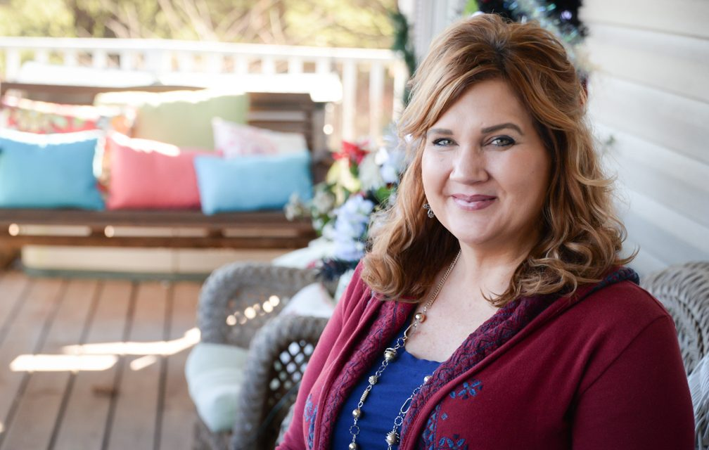 Friends of FRANK: Staci Taylor chooses happiness
