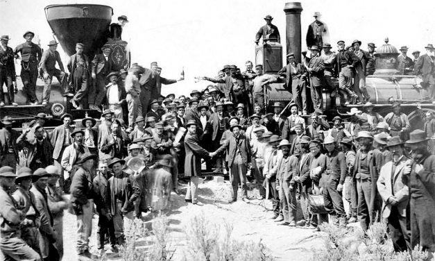 The Golden Spike and the Frankfort connection