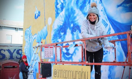 'Beautiful and Brave': Anna Murphy creating art that inspires
